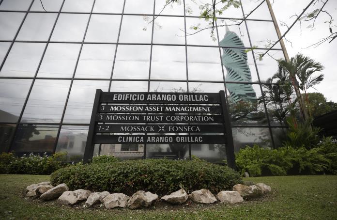 Mossack Fonseca front building