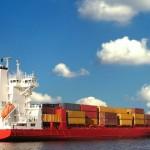 cargo ship container photo