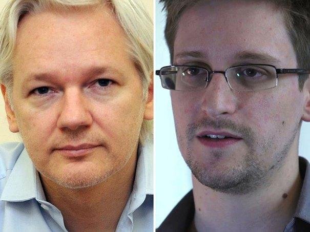 Snowden-Assange