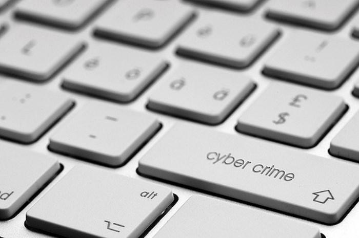 cybercrime keyboard