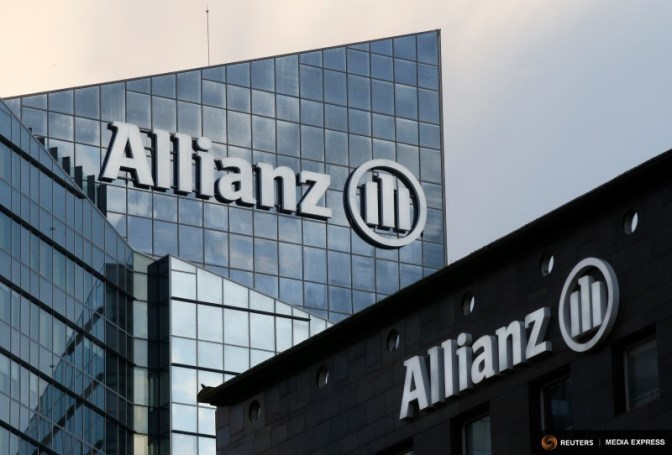 Allianz France Paris head office