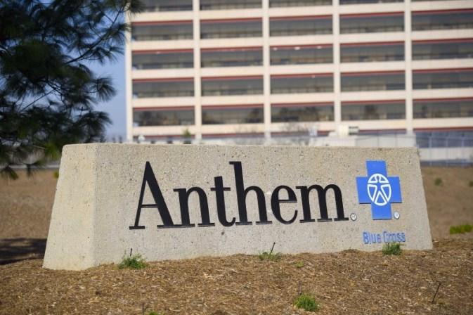 health insurer Anthem office building