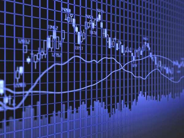 blockchain trading chart