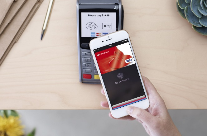 Apple Pay payment system