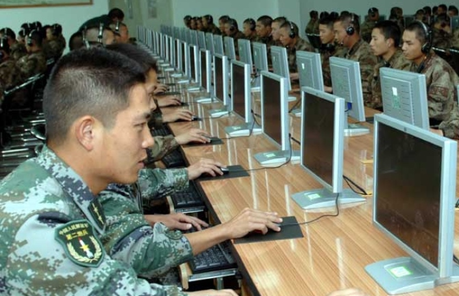 China's military hackers