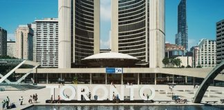 Toronto, Canada. Research by Euler Hermes found Canada is becoming a harder place to collect unpaid debts.