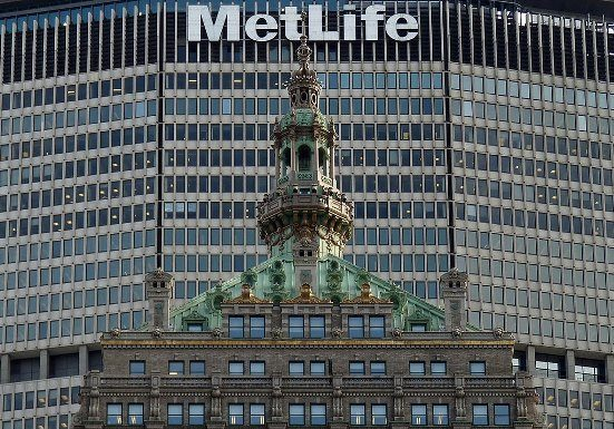 MetLife Headquarters Building in New York, USA