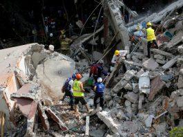 Earthquake Mexico Sep 2017