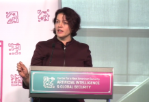 Dr. Rebecca Crootof on AI Policy - Artificial Intelligence and Global Security Summit