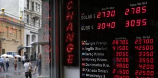 Turkey Bureau de change