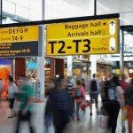 travel insurance - passengers transit through airport