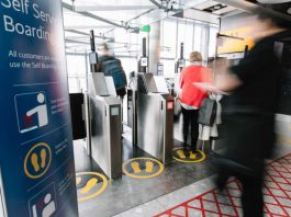 British Airways biometric self-boarding gates