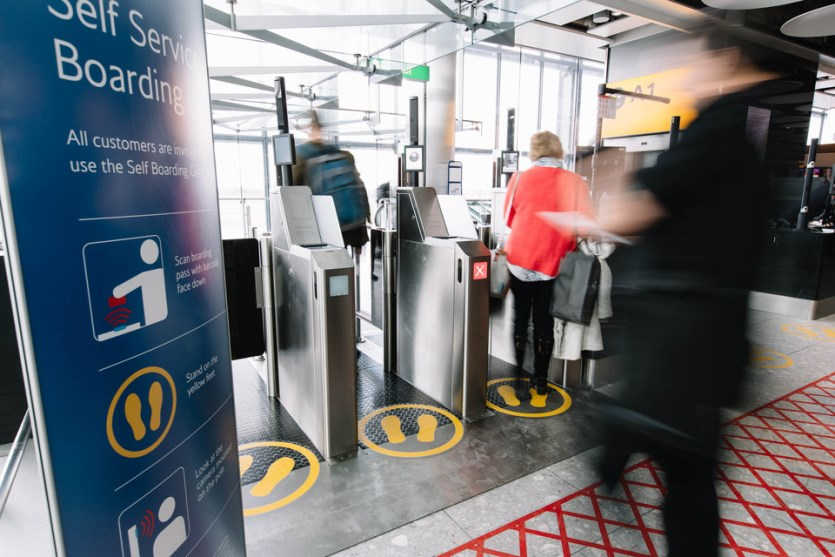 Airport biometrics take-off raises risky challenges ahead