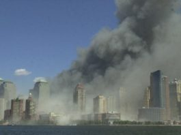 World trade center 9/11 terrorist attack