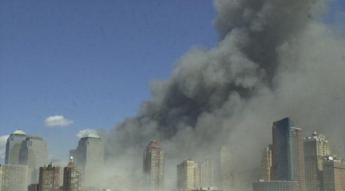 World trade center 9/11 terrorist attack