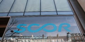 SCOR head office Paris, France